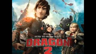 How to Train your Dragon 2 Soundtrack MAIN THEME Dragon Racing John Powell