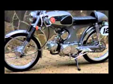Modifikasi Motor Mesin Tua Honda Astra 90 Terbaru Youtube