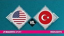 USA - Türkei | Gruppenphase, FIBA-WM | MAGENTA SPORT