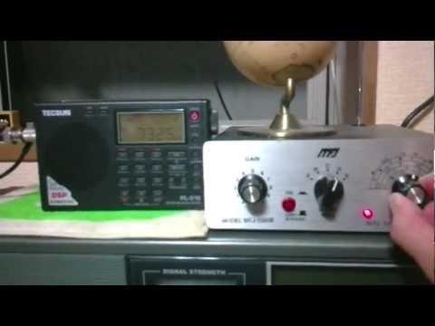 Wantok Radio Light 7325kHz Port Moresby