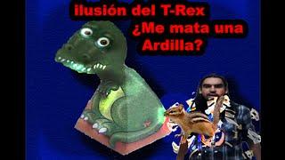 Ilsuión del Dinosaurio | Tutorial