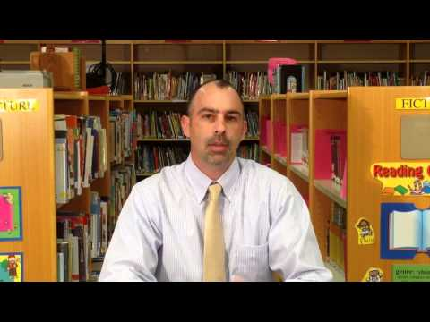 2014-2015 Welcome to students and parents of Stone Creek School from Principal Shane Caiola