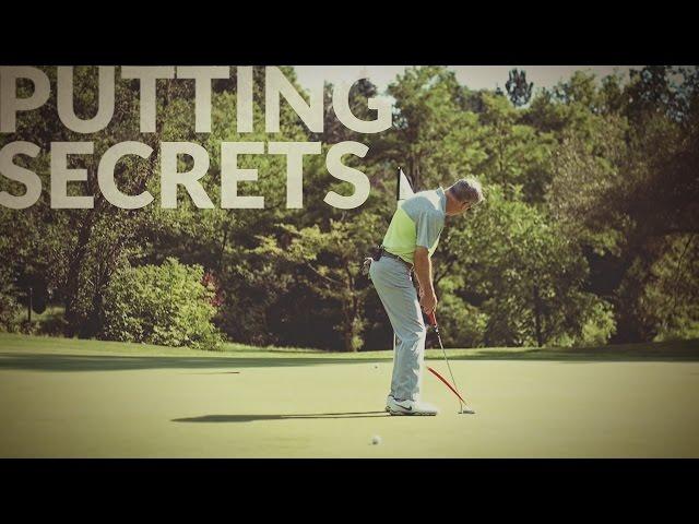 GOLF PUTTING SECRETS - Wisdom in Golf - Shawn Clement