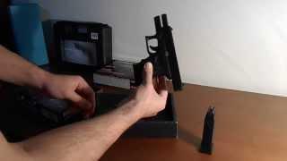 Pistolas Airsoft HFC e CyberGun