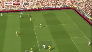 PES  2014  PS3  gameplay  4  ITA ( Euroleague match )