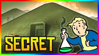 Fallout 4 INSANE SECRET DOOMS DAY PYRAMID Fallout 4 Secret Locations