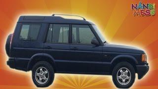 Igazi autók: Terepjáró