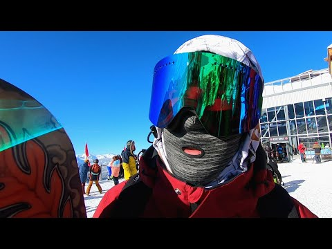 Tips for Surviving: Really Cold Conditions Snowboarding