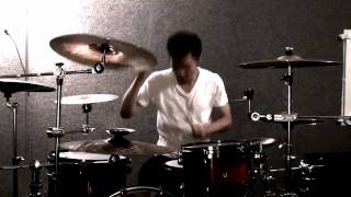 The Eyes Of A Traitor - Breathless (Drum Cover)