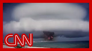 Newly declassified films show US nuclear tests