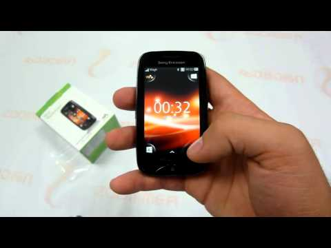 Sony-Ericsson WT13i Mix Walkman - Video Review by Zoommer