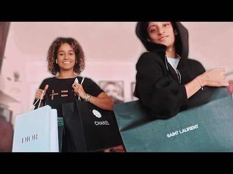 ON FAIT DU SHOPPING C'EST  DE LA FOLS: Chanel, Dior, YSL... || Lena Situations