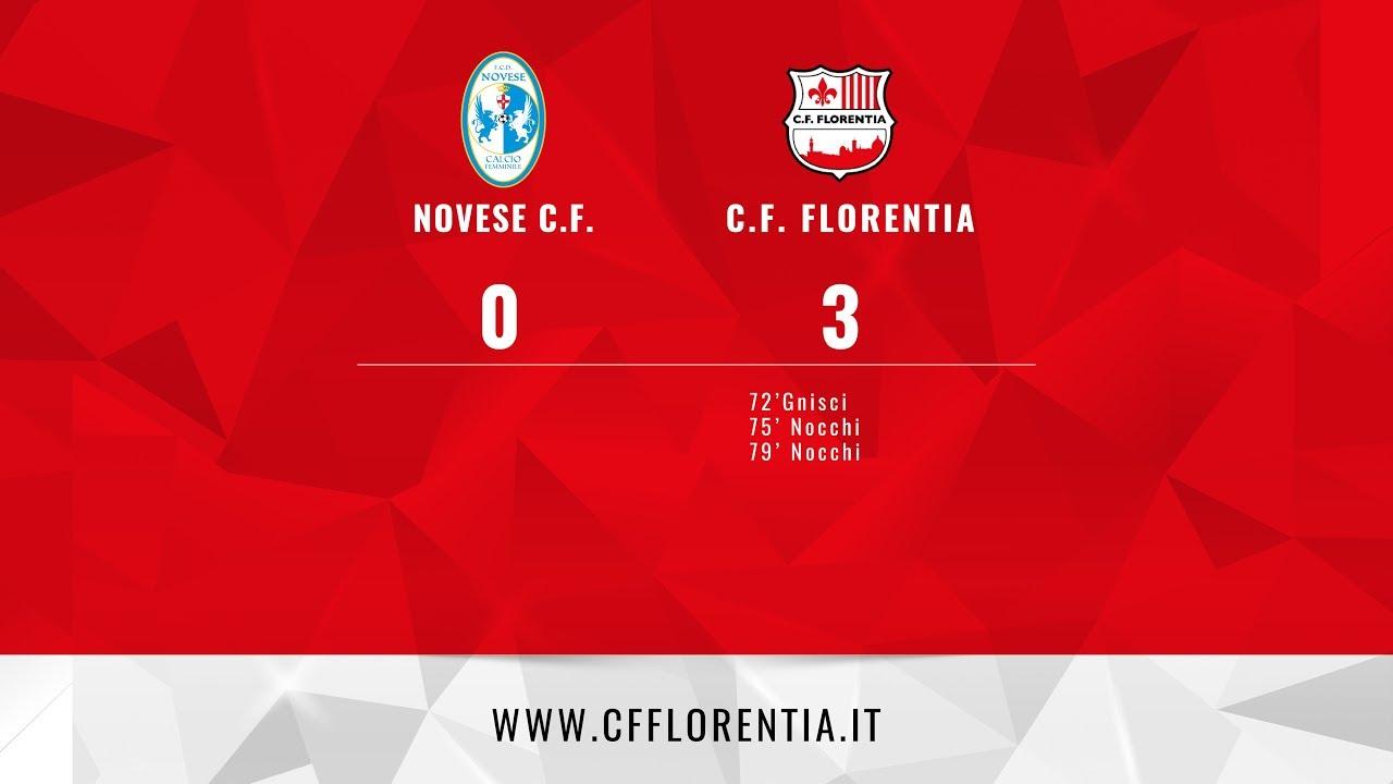 Novese vs C.F. Florentia 0 - 3