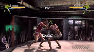E3 2011 GameSpot Stage Shows - Supremacy MMA (PS3, Xbox 360)