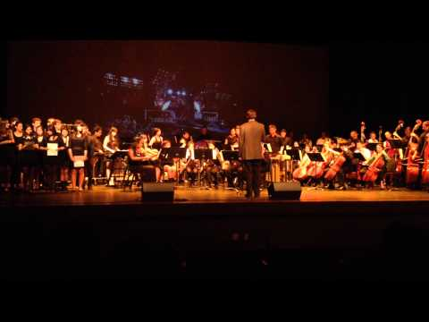 Summoner's Call - NCS Percussion Ensemble (with strings, brass, and vocals)