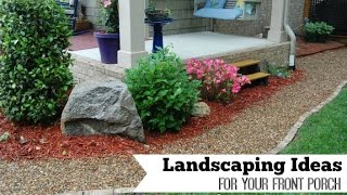 Gambar cover Front Porch Landscaping Ideas for You