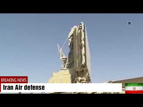 Iran Air defense.