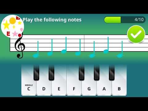 Hướng dẫn tải ứng dụng tự học đàn Piano/organ trên điện thoại