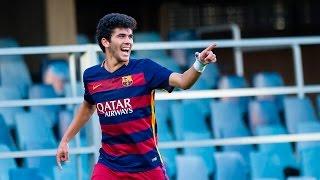 [HIGHLIGHTS] UEFA Youth League: FC Barcelona - BATE Borisov (2-0)
