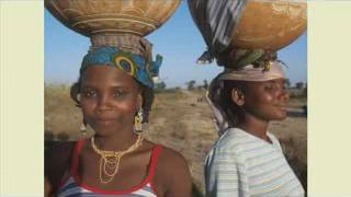 Fulani nation's music (Senegal)