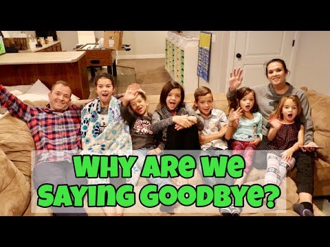 WHY ARE WE SAYING GOODBYE? Q & A | Everything Answered!
