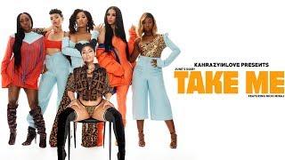 Junes Diary - Take Me (feat. Nicki Minaj)