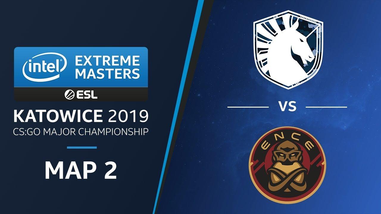 CS:GO - Liquid vs. ENCE [Inferno] Map2 - Quarterfinals - Champions Stage - IEM Katowice 2019