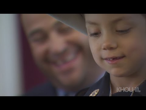 Abigail Arias, 7-year-old honorary officer, passes away