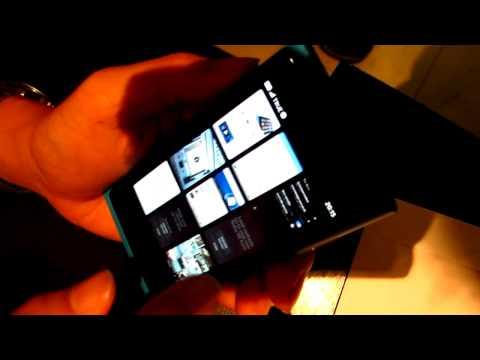 สัมผัส Nokia N9 มือถือ MeeGo ที่หลายคนรอคอย