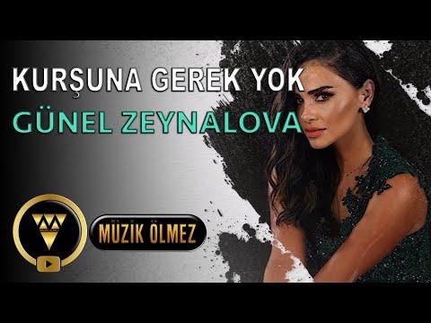 Günel Zeynalova - Kurşuna Gerek Yok (Official Audio)