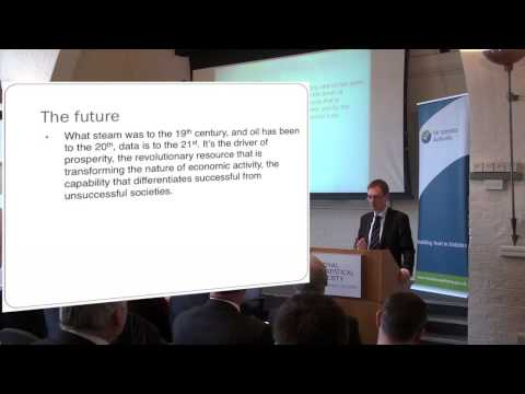 Ed Humpherson introduces the Administrative Data conference, 5 December 2014