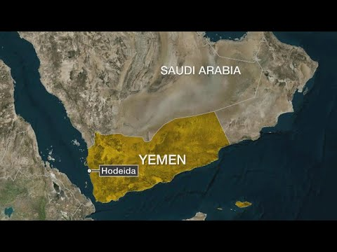 Risky U.S.-backed assault on Yemen rebel stronghold begins