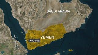 Risky U.S.-backed assault on Yemen rebel stronghold begins