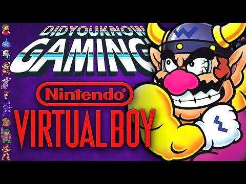 Nintendo Virtual Boy - Did You Know Gaming? Feat. Lazy Game Reviews (LGR)