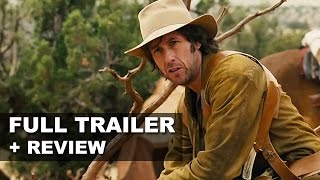 The Ridiculous 6 Trailer + Trailer Review - Adam Sandler Netflix - Beyond The Trailer