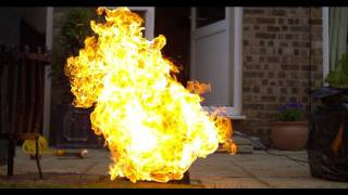 Exploding Lighters in Slow Motion - The Slow Mo Guys