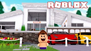 BABY BUYS LARGEST MANSION OF ROBLOX | Roblox Roleplay