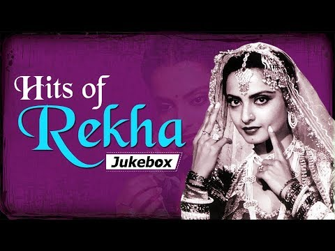 Hits of Rekha [HD] | Popular Hindi Songs Collection | Bollywood Diva Rekha Songs | JUKEBOX