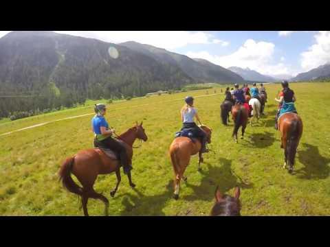 Summer Horse Riding - Switzerland - Amazing Alpin Camp