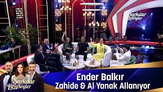 Ender Balkır - Zahide & Al Yanak Allanıyor