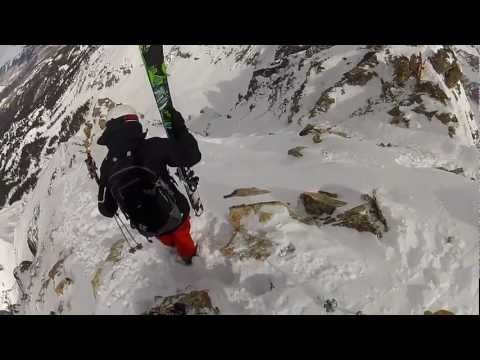 Skiing in Silverton and Telluride, Colorado