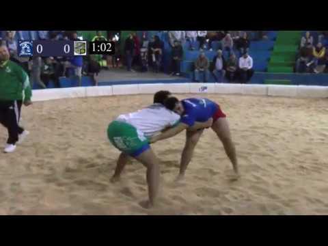 Manos a la Arena.VII Jornada Liga de Fuerteventura Rosario C.L-C.L U.Antigua 2017