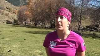 Objetivos de Carolina Ruiz para la temporada 14/15 Esquí Alpino