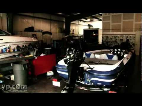 OPC Marine Service Center St. Louis MO Motorboat Repair