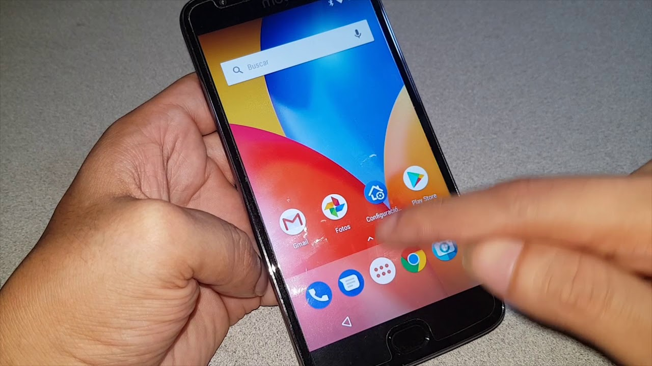 Bypass Moto E4 Plus O Como Quitar Cuenta Google Moto E4 Plus