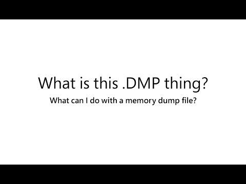 Analyze Dump File