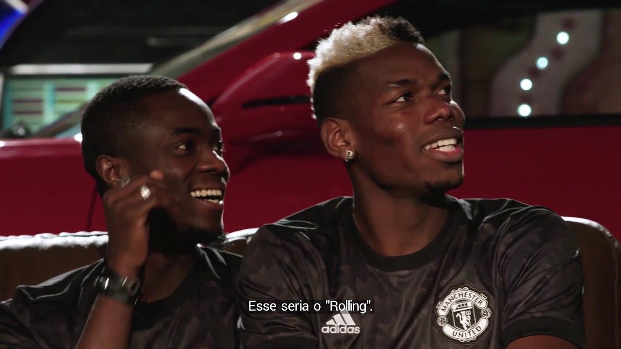 Jogadores do Manchester United vs. Torcedores do Manchester United 3 | Chevrolet FC