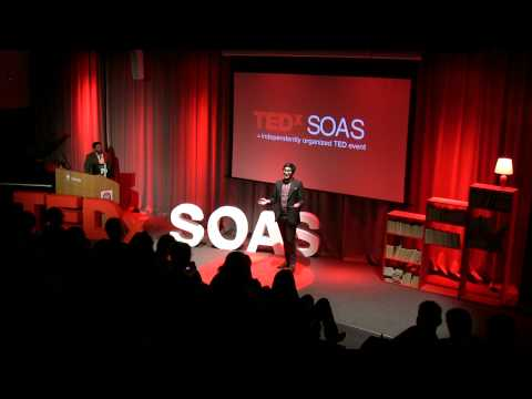 Poetry as power: From al-hallaj to the chicken shop worker: Hamza Mohammed Beg at TEDxSOAS