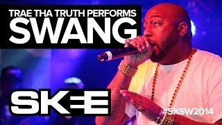 "Trae Tha Truth Performs ""Swang"" at Independence Day Showcase - SXSW 2014"