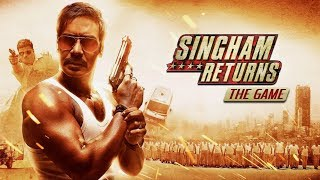 Singham Returns Action Game - Android GamePlay